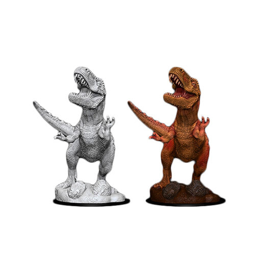D&D Nolzur's Marvelous Unpainted Miniatures: T-Rex