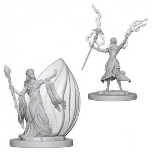 D&D Nolzur's Marvelous Unpainted Miniatures (Wave 3): Elf Female Wizard