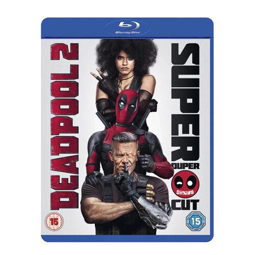 Deadpool 2 - Blu-ray