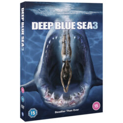 Deep Blue Sea 3 - DVD