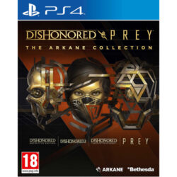 Dishonored & Prey: The Arkane Collection - PS4