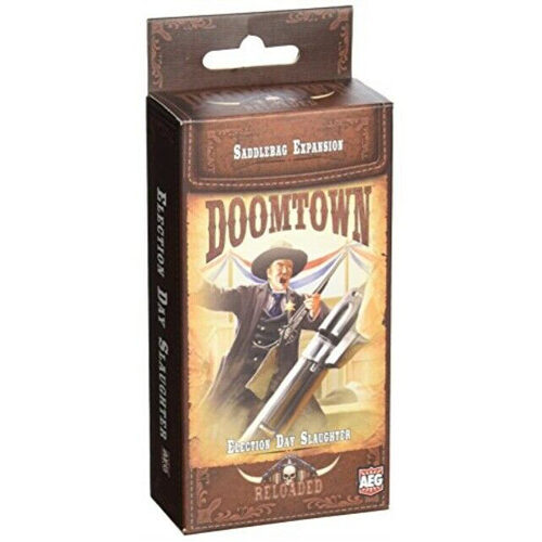 Doomtown: Reloaded Saddlebag #3: Election Day Slaughter