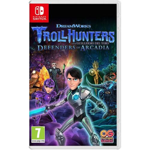 DreamWorks Troll Hunters: Defenders of Arcadia - Nintendo Switch
