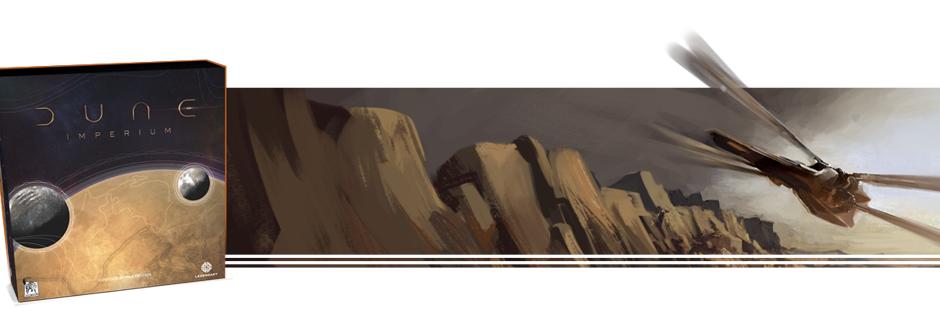 Dune Imperium Preview