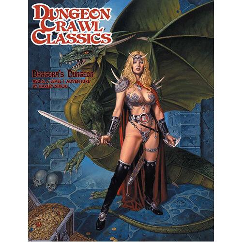 Dungeon Crawl Classics RPG: 82.5 - Dragora's Dungeon