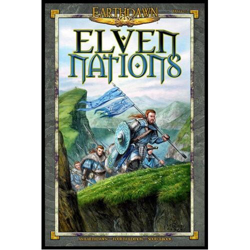 Earthdawn: Elven Nations