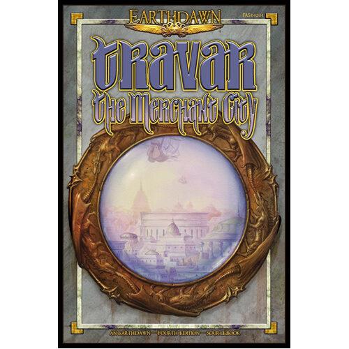 Earthdawn: Travar - The Merchant City