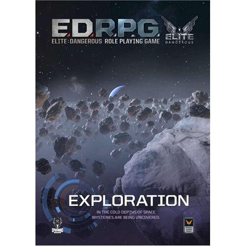 Elite Dangerous RPG: Exploration Sourcebook