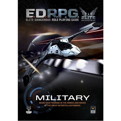 Elite Dangerous RPG: Military Sourcebook