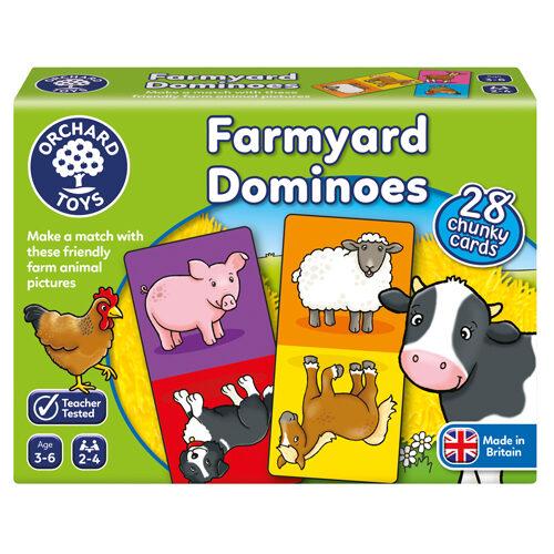 Farmyard Dominoes