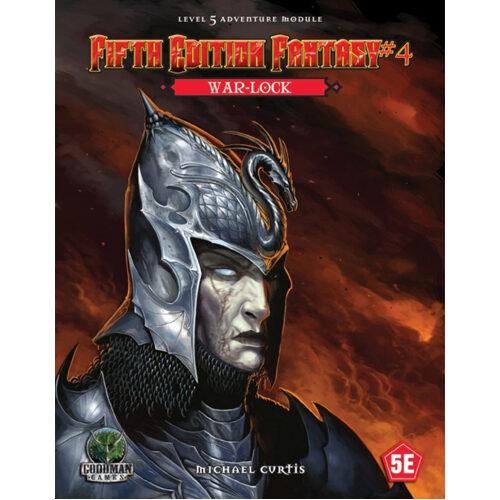 Fifth Edition Fantasy: 4 - War-lock