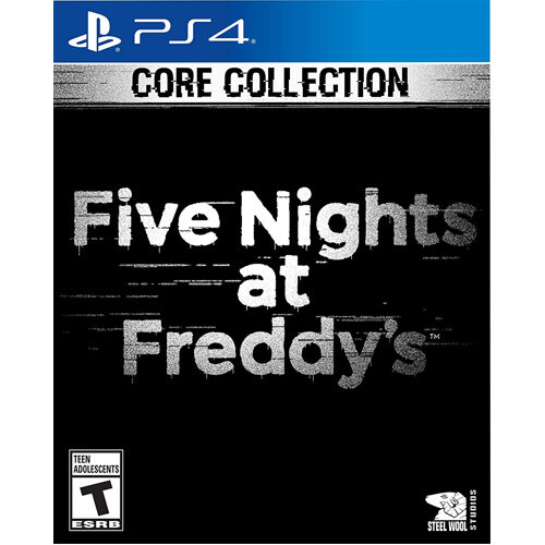 Five Nights at Freddy's: Core Collection - PS4
