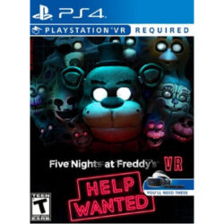 Five Nights at Freddy's: Help Wanted - PS4