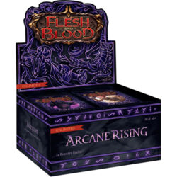 Flesh and Blood TCG: Arcane Rising Unlimited Booster Box