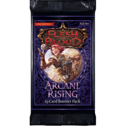 Flesh and Blood TCG: Arcane Rising Unlimited Booster Pack
