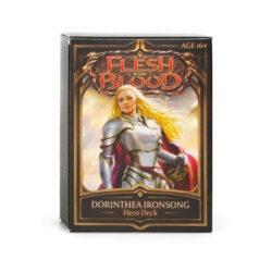 Flesh and Blood TCG: Welcome to Rathe Hero Deck - Dorinthea Ironsong