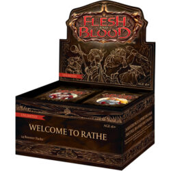 Flesh and Blood TCG: Welcome to Rathe Unlimited Booster Box