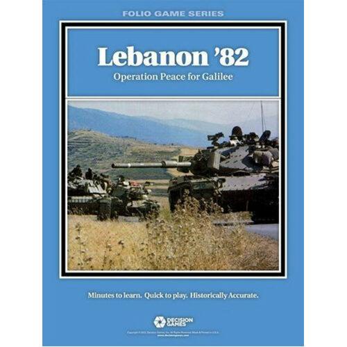 Folio Series: Lebanon '82