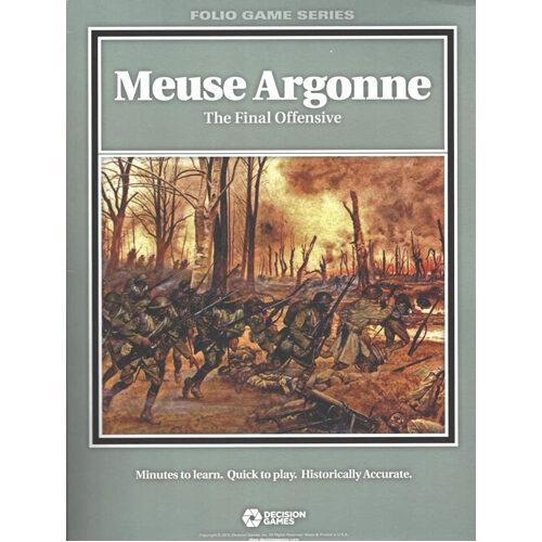 Folio Series: WW1 Meuse Argonne