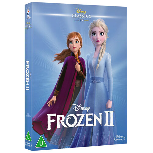 Frozen 2 - Blu-ray