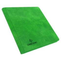 Gamegenic Zip-up Album 24-pocket Green