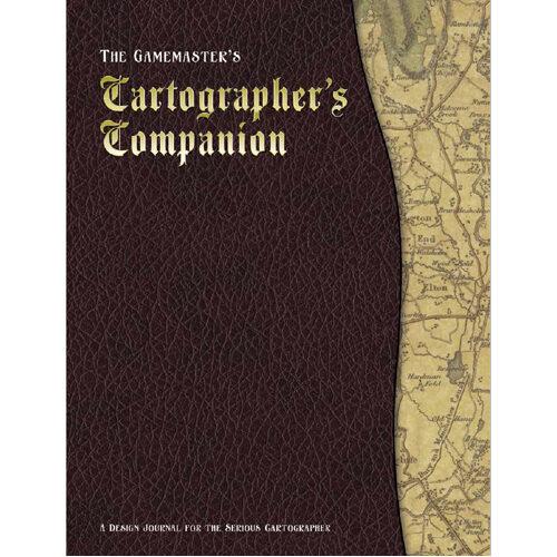 Gamemaster's Journal: Cartographer's Companion