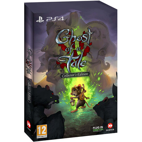 Ghost of a Tale : Collector's Edition - PS4