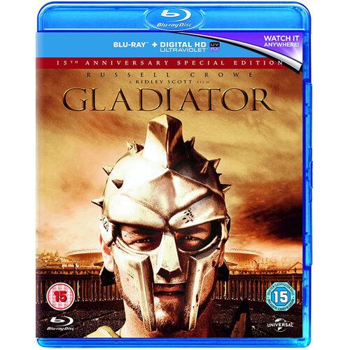Gladiator - Anniversary Edition - Blu-ray