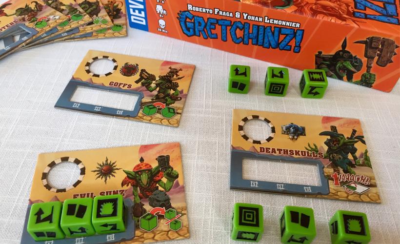 Gretchinz! components