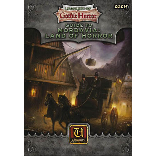 Guide to Mordavia: Land of Horror (Ubiquity)