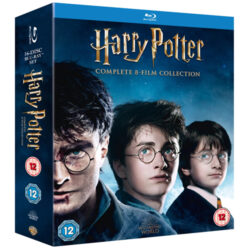 Harry Potter Complete Collection Boxset - Blu-ray