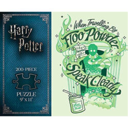 Harry Potter Floo Powder Puzzle (200 pieces)