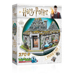 Harry Potter: Hagrid's Hut (270pc)