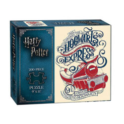 Harry Potter Hogwarts Express Puzzle (200 pieces)