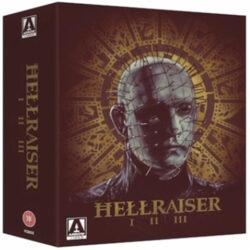 Hellraiser Trilogy - Blu-ray
