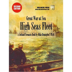 High Seas Fleet 2nd Edition: Great War At Sea