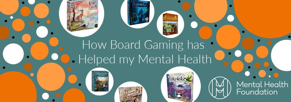 Board Games Meet Mental Health