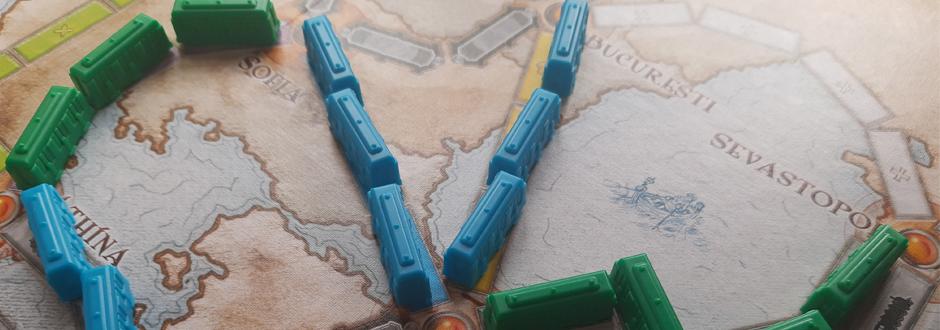 Around The World In 80 Games: Interrailing Europe