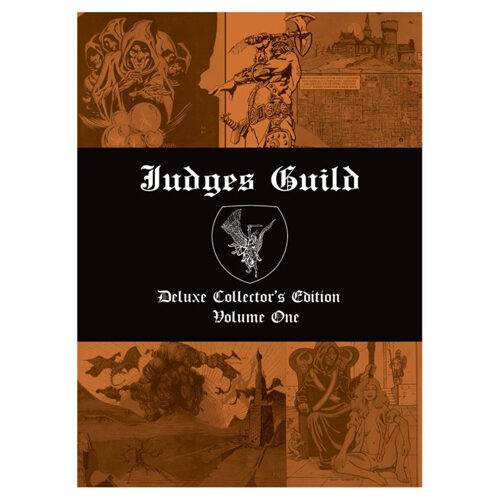 Judges Guild Deluxe Oversized Collector's Edition (Hardback- Limited)