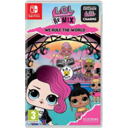 L.O.L. Surprise! Remix: We Rule the World - Nintendo Switch