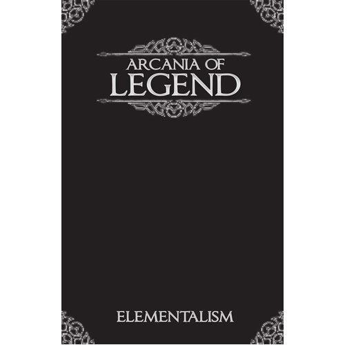 Legend RPG: Arcania of Legend: Elementalism