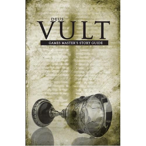Legend RPG: Deus Vult - Games Master's Story Guide