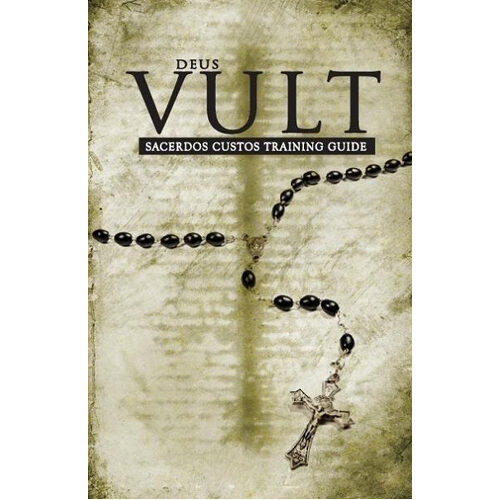 Legend RPG: Deus Vult - Sacerdos Custos Training Guide