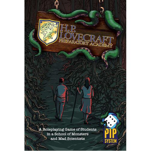 Lovecraft Preparatory Academy (PIP System Edition)