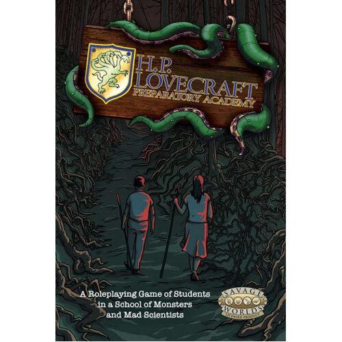 Lovecraft Preparatory Academy (Savage Worlds Edition)