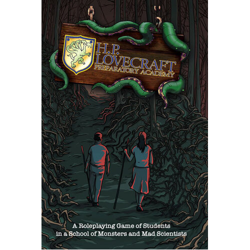 Lovecraft Preparatory Academy (Softcover)