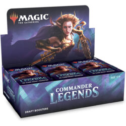 MTG: Commander Legends Draft Booster Box