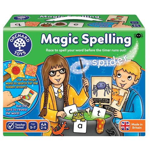 Magic Spelling