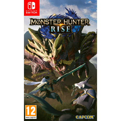 Monster Hunter Rise - Nintendo Switch