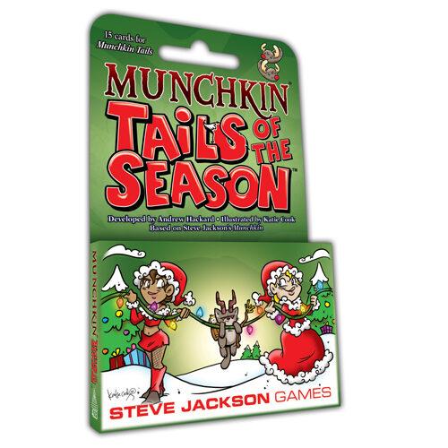 Munchkin: Tails of the Season